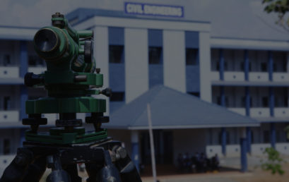 THREE DAY WORKSHOP ON TOTAL STATION