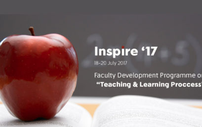 Inspire '17 | 18-20 July 2017