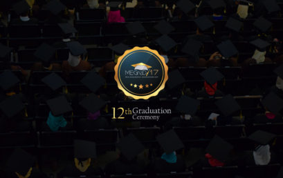 Graduation Ceremony MEGraD' 17