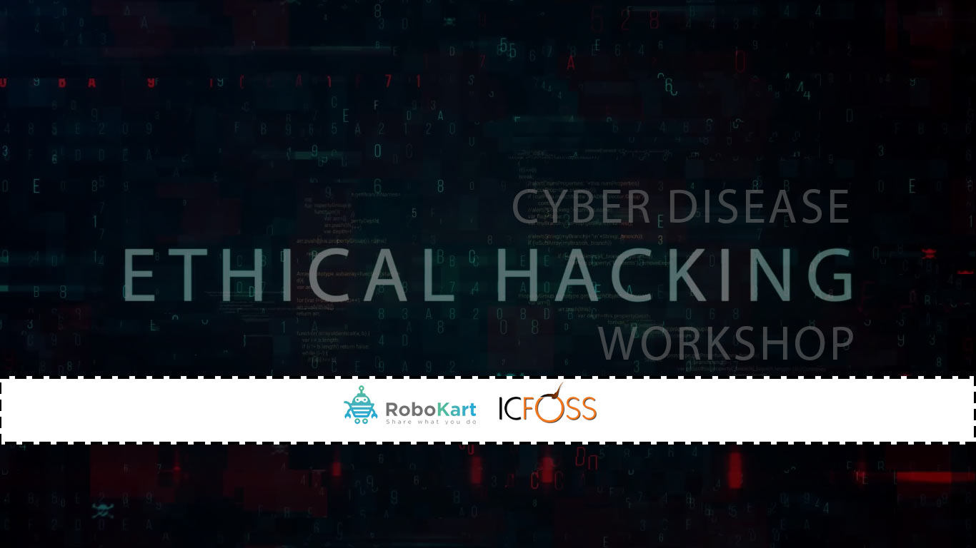 Cyber Disease | Ethical Hacking Workshop