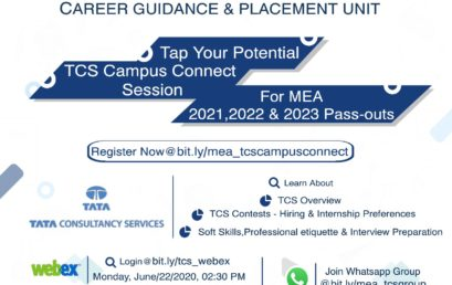 """""""Tap Your Potential"""" 